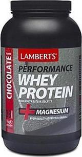 LAMBERTS WHEY TO GO PROTEIN CHOCOLATE 908GR