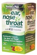 Nature's Plus Ear, Nose & Throat