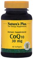 Nature's Plus CοQ10 30 mg