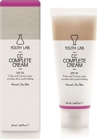 YOUTH LAB CC COMPLETE CR SPF 30 (NORMAL) 50 ML