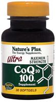 Nature's Plus Ultra CοQ10 100