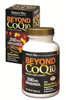 Nature's Plus Beyond CoQ10 200mg