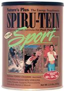 Nature's Plus Spiru-Tein Sport Turbo-Chocolate